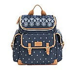 carter's® Baby Go Bandana Backpack Diaper Bag in Blue