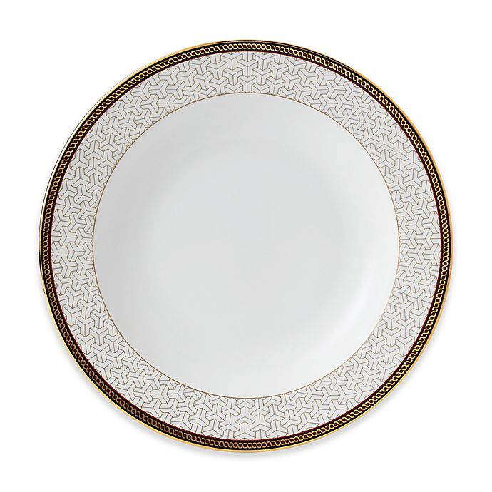 Alternate image 1 for Wedgwood® Byzance Rim Soup Bowl