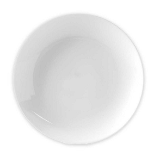 Alternate image 1 for Everyday White® by Fitz and Floyd® Coupe Dinner Plates (Set of 4)