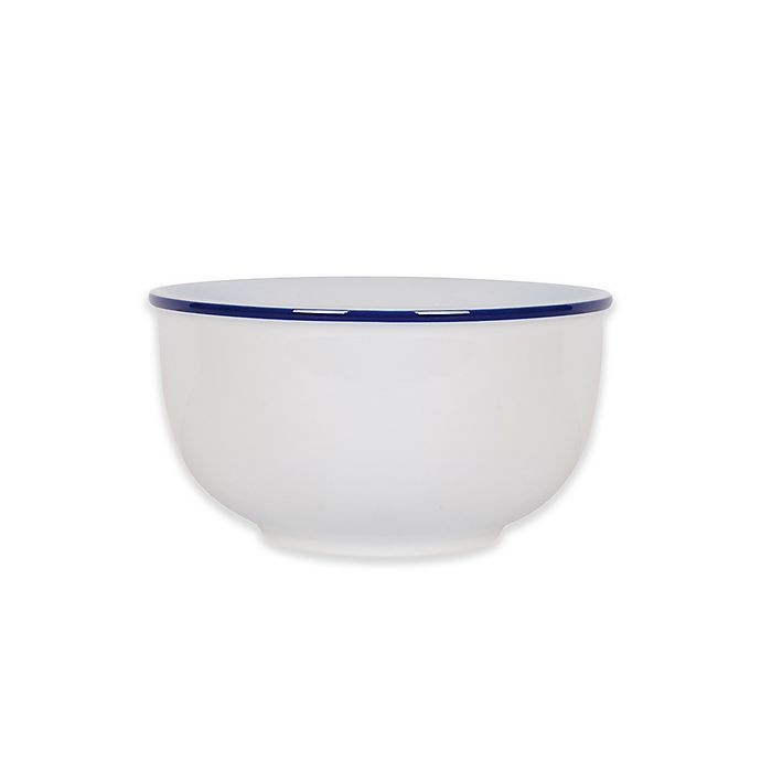 Alternate image 1 for Everyday White by Fitz and Floyd® Bistro Soup/Cereal Bowl in White