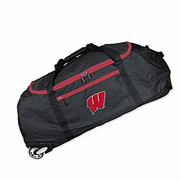 University of Wisconsin 36-Inch Collapsible Duffle