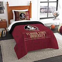 Florida State University Modern Take Twin Comforter Set