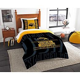 University of Southern Mississippi Modern Take Comforter Set