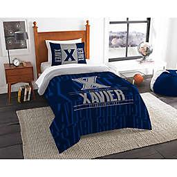 Xavier University Modern Take Comforter Set