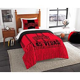 University of Nevada Las Vegas Modern Take Comforter Set