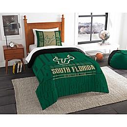 University of Southern Florida Modern Take Comforter Set