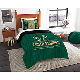 University of Southern Florida Modern Take Comforter Set