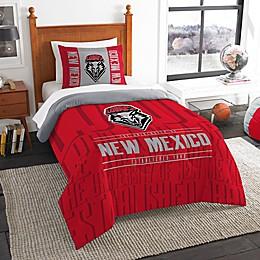 University of New Mexico Modern Take Comforter Set
