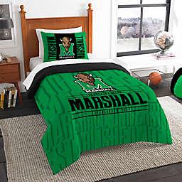 Collegiate Modern Take Marshall University Comforter Set