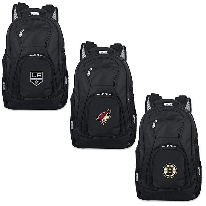 Alternate image 1 for Mojo Premium NHL 19-Inch Laptop Backpack