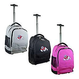 California State University, Fresno 19-Inch Wheeled Backpack