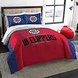 NBA Los Angeles Clippers Reverse Slam Comforter Set