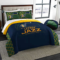 NBA Utah Jazz Reverse Slam Comforter Set