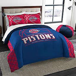 NBA Detroit Pistons Reverse Slam Comforter Set
