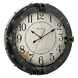 Bulova Navigator Wall Clock