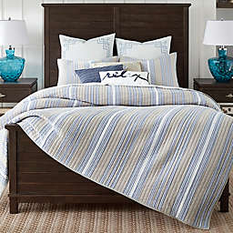Coastal Living Stripe Quilt Set