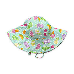 i play.® Fruit Brim Sun Hat in Light Green