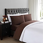 Truly Soft Everyday King Sheet Set in Brown