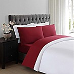 Truly Soft Everyday King Sheet Set in Burgundy