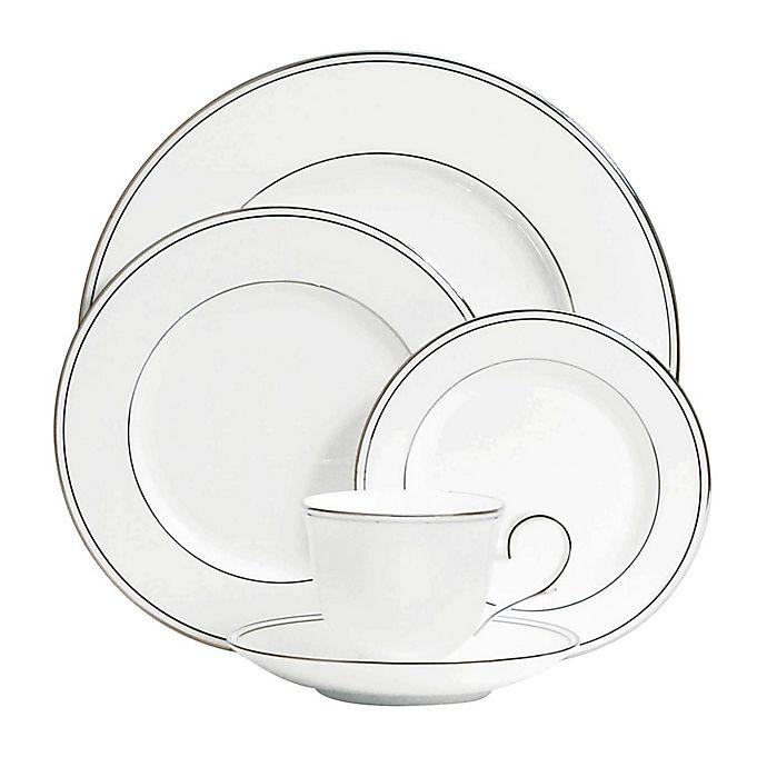Alternate image 1 for Lenox® Federal Platinum™  20-Piece Dinnerware Collection