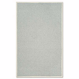 Safavieh Natural Fiber Guiliana 5-Foot x 8-Foot Area Rug in Silver/Grey