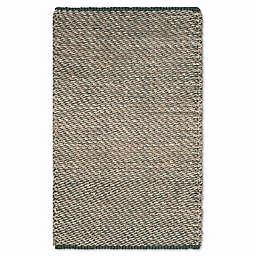 Safavieh Natural Fiber Gillian 5-Foot x 8-Foot Area Rug in Blue/Natural