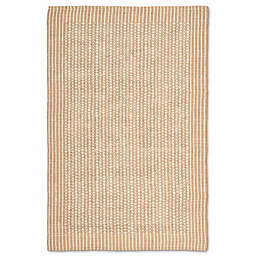 Safavieh Natural Fiber Collection Gia 3-Foot x 5-Foot Area Rug in Ivory/Beige