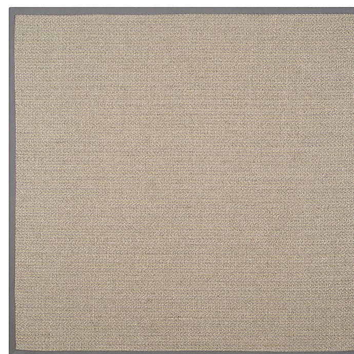Alternate image 1 for Safavieh Dylan 6-Square Foot Natural Fiber Area Rug in Brown/Grey