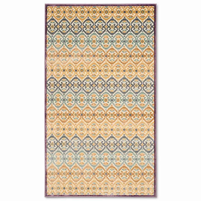 Alternate image 1 for Safavieh Paradise Valens 4-Foot x 5-Foot 7-Inch Area Rug in Mauve