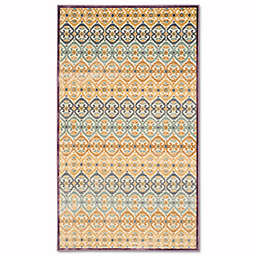 Safavieh Paradise Valens 4-Foot x 5-Foot 7-Inch Area Rug in Mauve