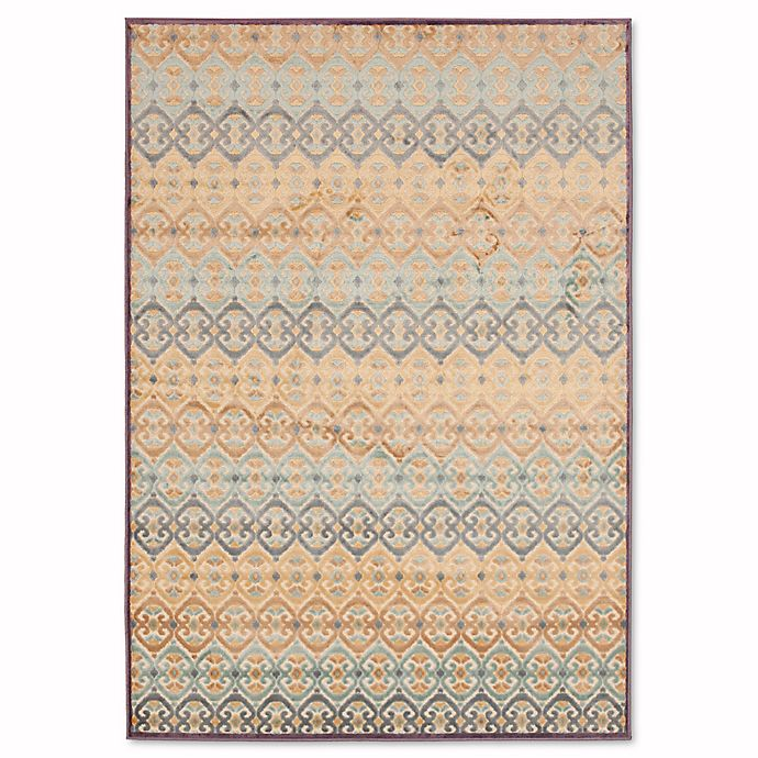 Alternate image 1 for Safavieh Paradise Valens 5-Foot 3-Inch x 7-Foot 6-Inch Area Rug in Mauve