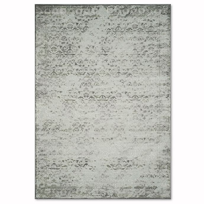 Alternate image 1 for Safavieh Paradise Vintage 8-Foot x 11-Foot 2-Inch Rug in Light Grey/Spruce