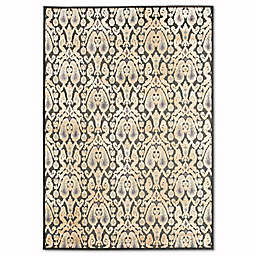 Safavieh Paradise Traditional 5-Foot 3-Inch x 7-Foot 6-Inch Rug in Charcoal