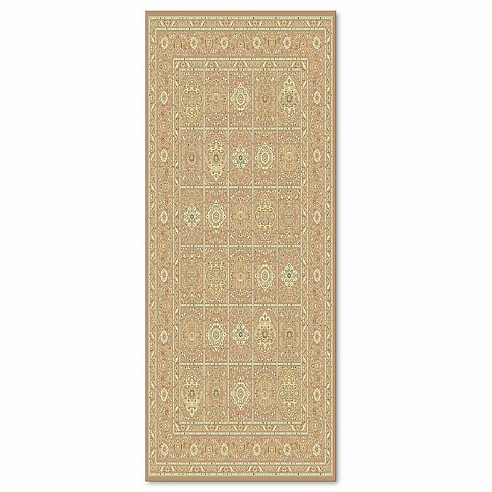 Alternate image 1 for Safavieh Paradise Mahal 2-Foot 7-Inch x 4-Foot Rug in Beige