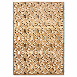 Safavieh Paradise Geo 8-Foot x 11-Foot 2-Inch Rug in Taupe