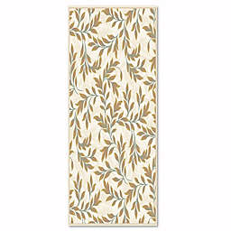 Safavieh Paradise Foliage 2-Foot 7-Inch x 4-Foot Rug in Creme