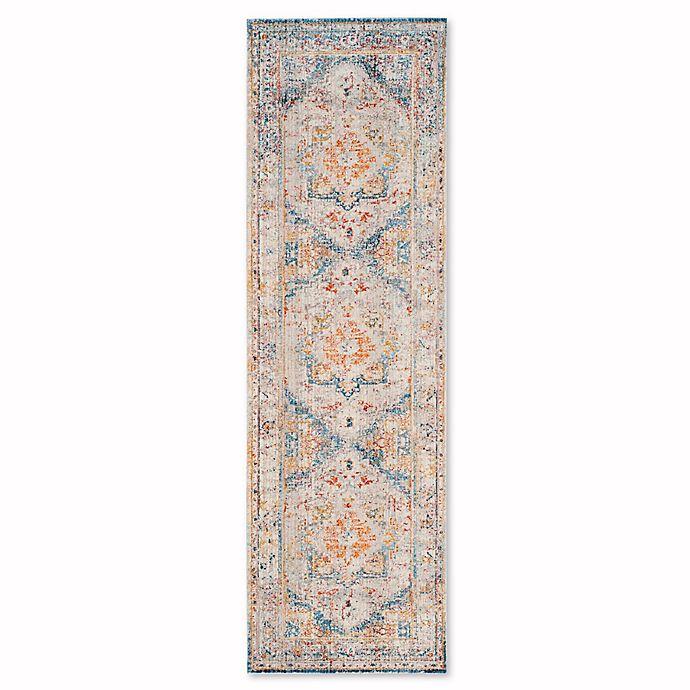 Alternate image 1 for Safavieh Vintage Persian 2-Foot x 7-Foot Runner Rug