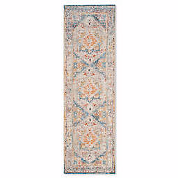 Safavieh Vintage Persian 2-Foot x 7-Foot Runner Rug