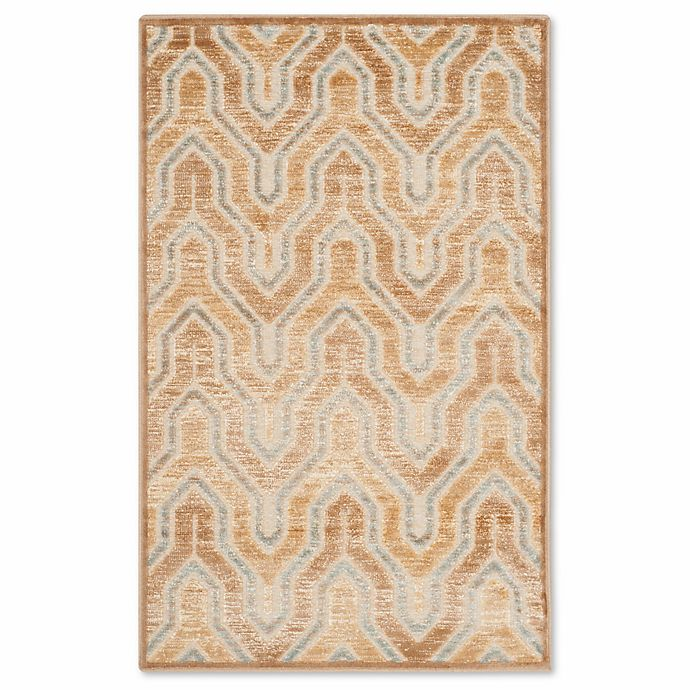 Alternate image 1 for Safavieh Paradise Retro 2-Foot 7-Inch x 4-Foot Rug in Taupe