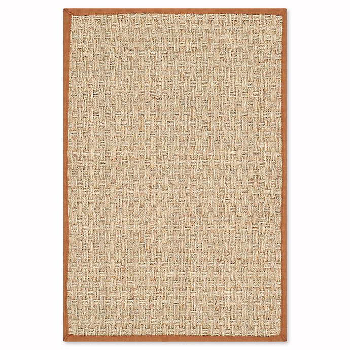 Alternate image 1 for Safavieh Natural Fiber Johanna 2-Foot x 3-Foot Accent Rug in Natural/Brown