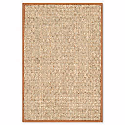 Safavieh Natural Fiber Johanna 2-Foot x 3-Foot Accent Rug in Natural/Brown