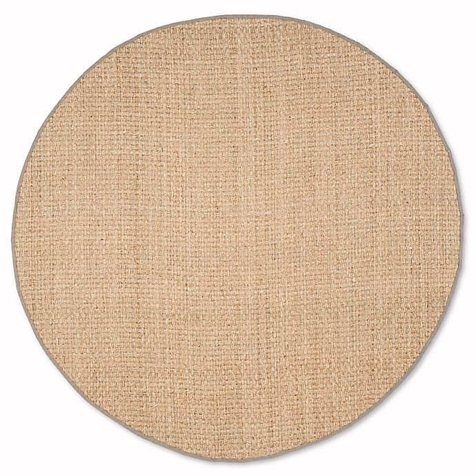 Safavieh Natural Fiber Johanna Seagrass Area Rug Bed