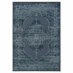 Safavieh Paradise 5-Foot 3-Inch x 7-Foot 6-Inch Modern Area Rug in Blue