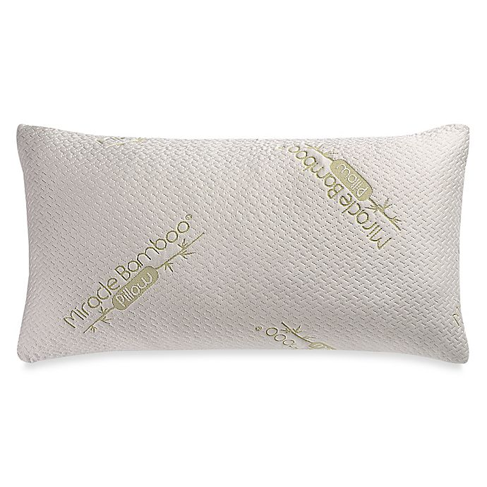 Alternate image 1 for Miracle Deluxe King Pillow