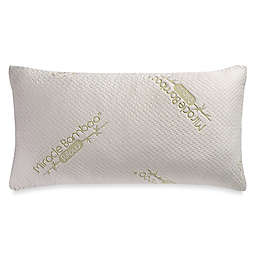 Miracle Bamboo Deluxe King Pillow with Viscose from Bamboo Cover