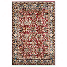 Safavieh Bijar Tabriz Rug in Red