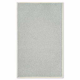 Safavieh Natural Jute 12-Foot x 9-Foot Area Rug in Silver/Grey