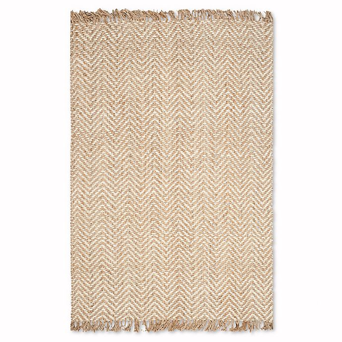 Alternate image 1 for Safavieh Natural Fiber Lizette Rug in Bleach/Natural
