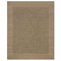 Safavieh Natural Fiber Tiffany 8-Foot x 10-Foot Area Rug in Charcoal/Green