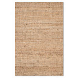 Safavieh Natural Fiber Harper Rug in Natural/Light Blue